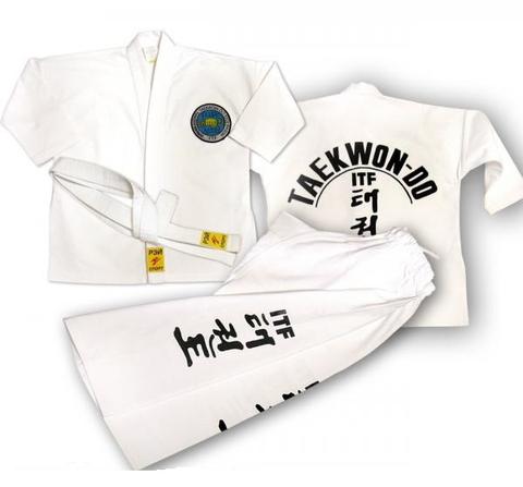 Кимоно для Таэквондо, добок (ITF) К8Х/134