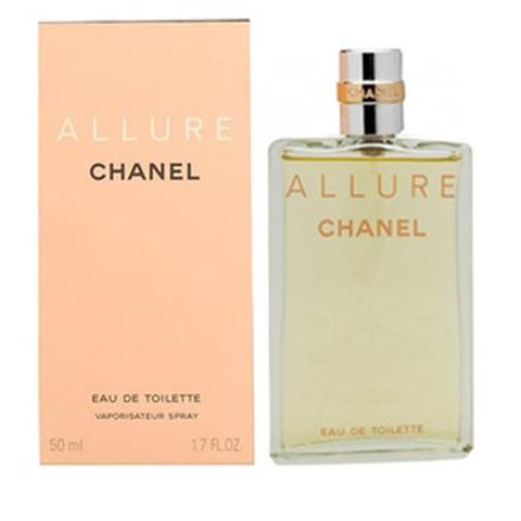 Chanel: Allure женская туалетная вода edt, 50мл