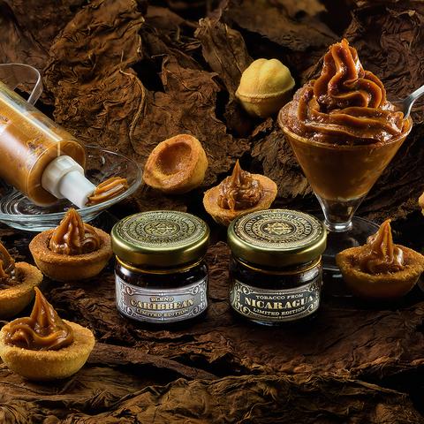 Табак WORLD TOBACCO ORIGINAL (WTO) 20 г Nicaragua N18 Caramel Cream (Карамельный крем)