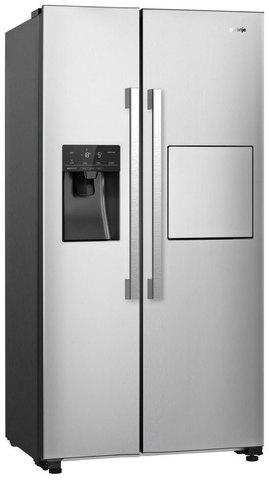 Холодильник side-by-side Gorenje NRS9182VXB1