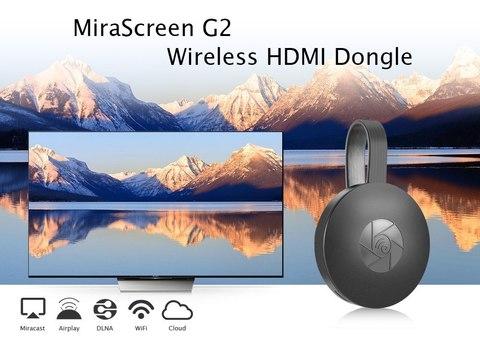 MiraScreen G2 WiFi Display Dongle