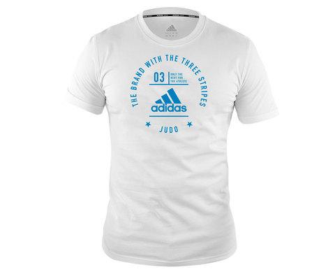 Футболка The Brand With The Three Stripes T-Shirt Judo