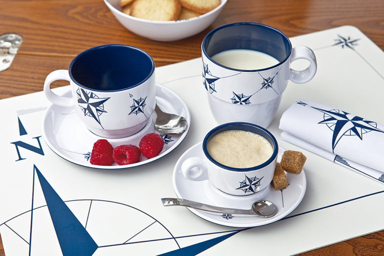 MELAMINE BREAKFAST SET, NORTHWIND