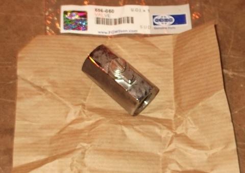 Соединение шаровое подогревателя охлаждающей жидкости / VALVE АРТ: 596-050