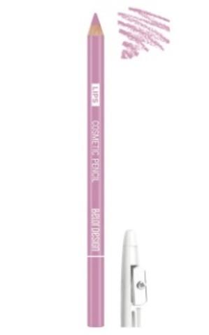 BelorDesign Карандаш контурный PARTY для губ тон №21 розовый нюд