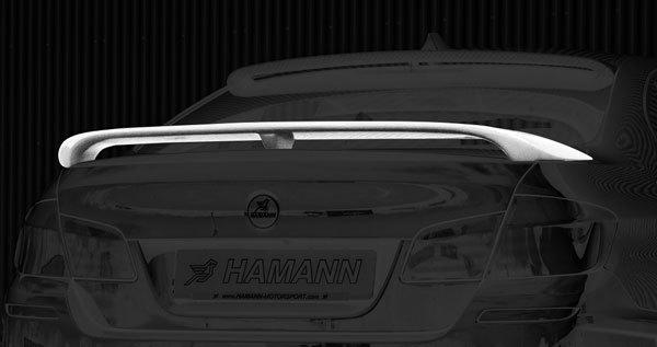 Обвес Hamann для BMW M5 F10