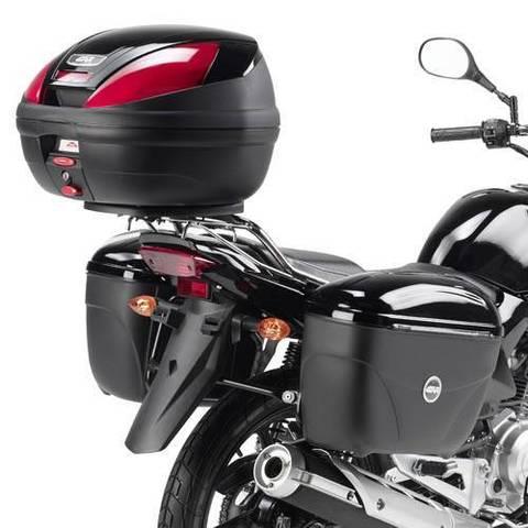 Боковой крепеж для кофров Kappa K21 на мотоцикл Yamaha YBR125