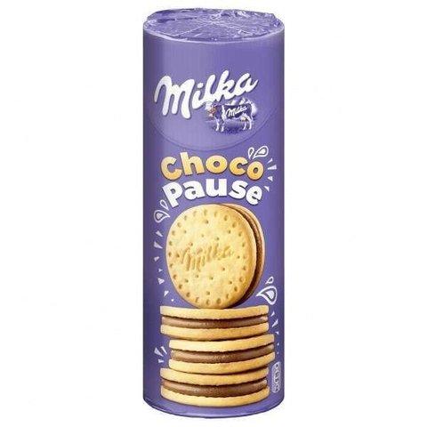 Печенье Milka Choco Pause 260 гр