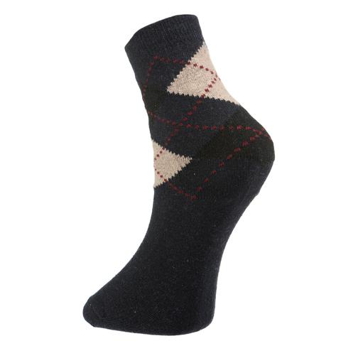 Мужские носки черные ROMEO ROSSI с шерстью 8036-9