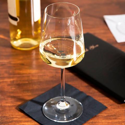 Бокал для белого вина «Hybrid», 380 мл