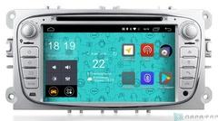 Штатная магнитола 4G/LTE Ford Focus II Android 7.1.1 Parafar PF148D