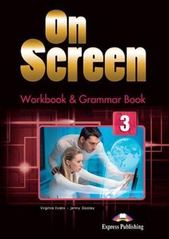 On Screen 3. Workbook & Grammar Book (International).Рабочая тетрадь и грамматический справочник