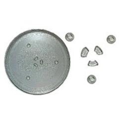 Тарелка СВЧ 'SAMSUNG' диаметр 345mm (с крепл.2руб.) 95pm14