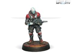 Vortex (вооружен Combi Rifle)