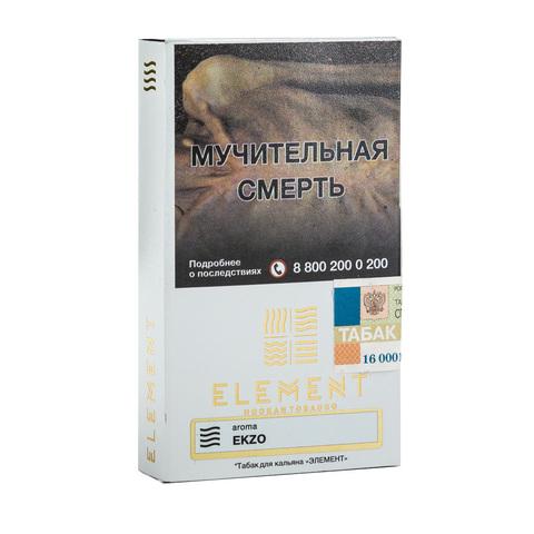 Табак Element (Воздух) - Ekzo (Экзо) 40 г