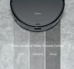 Робот-пылесос Midea Robot Vacuum Cleaner i5c EU black (черный)