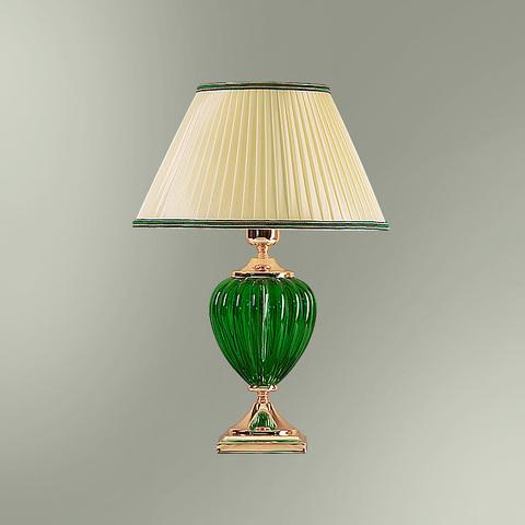 Настольная лампа с абажуром 29-12.59/95042 ПАЛЬМИРа
