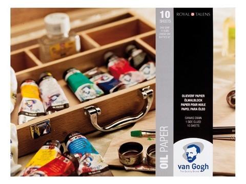 Альбом для масла VAN GOGH 240г/кв.м 240х320мм 10л