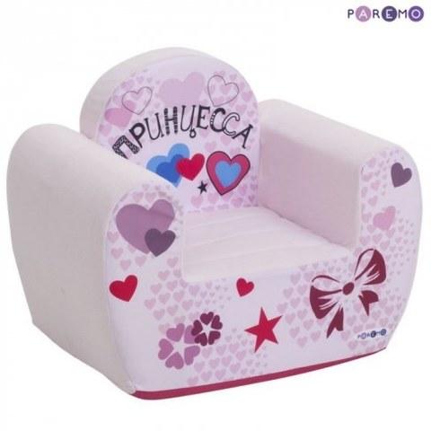 Стул Paremo Детское кресло Инста-малыш Принцесса Мия PCR317-14