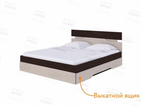 Кровать Орматек Milton с основанием