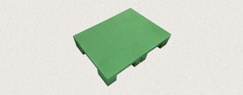 Поддон пластиковый 800x600x150 мм. Цвет: Зеленый