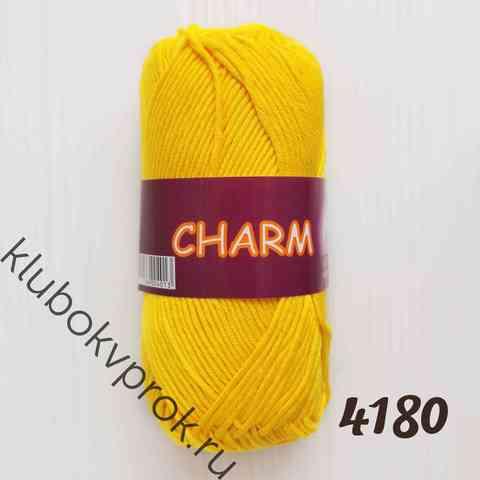 CHARM VITA COTTON 4180, Желтый
