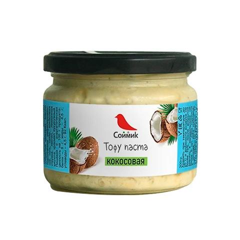 Тофу-паста Soymik кокосовая, 260 г