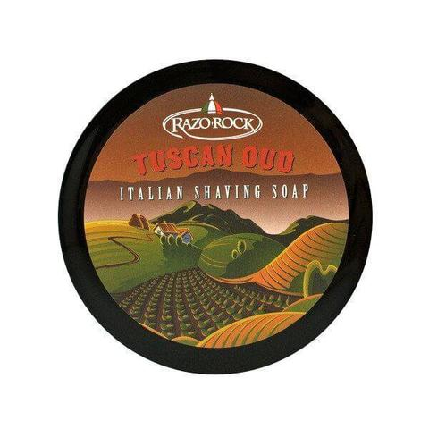 Мыло для бритья RazoRock Tuscan Oud 150 мл