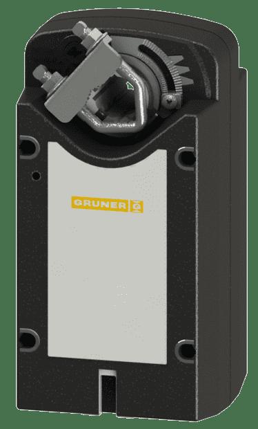 Gruner 341C-024-05 электропривод с моментом вращения 5 Нм