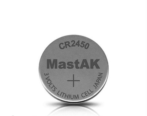 Батарейки MastAk CR 2450(N)
