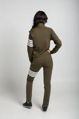 Спортивный костюм женский цвет хаки интернет магазин