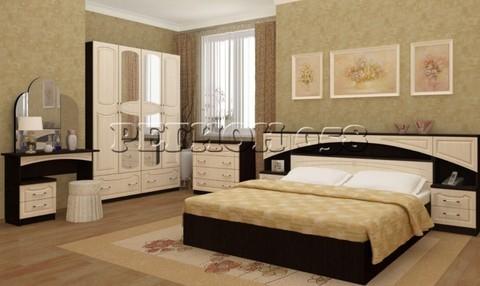 Спальня Камелия МДФ