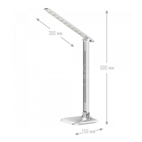 Светодиодная настольная лампа Ultraflash UF-716 C01