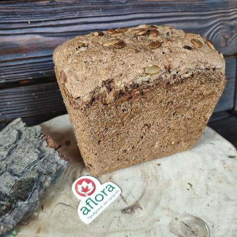 Фотография Хлеб тыквенный / 430-450 г купить в магазине Афлора