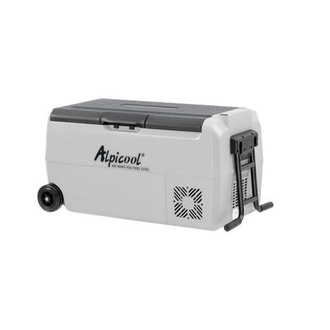 Компрессорный автохолодильник Alpicool ET36 (Двухкамерный, 12V/24V/220V, 36л)