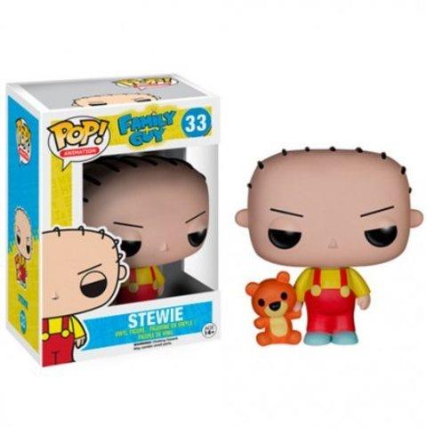 Фигурка Funko Pop Гриффины-Стьюи (Family Guy-Stewie)