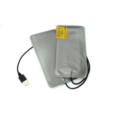 2 греющих модуля с USB разъёмом