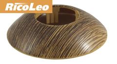 Обвод для труб Rico Leo Дуб Венеция d- 16 мм (2шт)