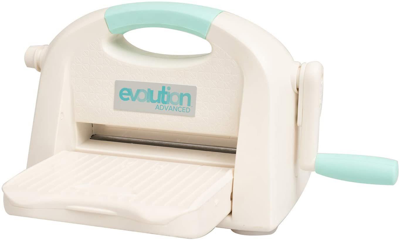 Машинка для вырубки, тиснения и Letterpress - Lifestyle Crafts Evolution от WeR Memory keepers