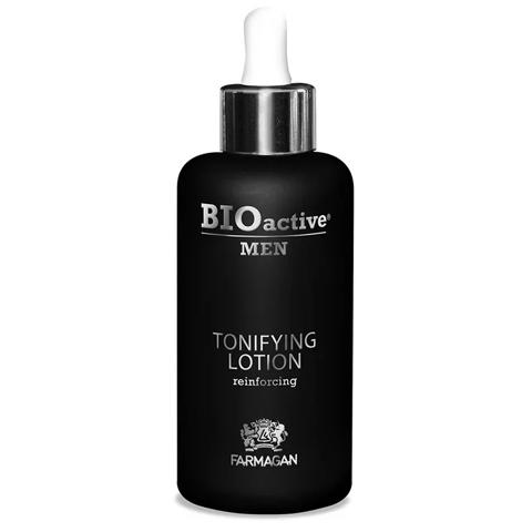 Farmagan Bioactive Men: Тонизирующий лосьон против выпадения волос (Bioactive Men Tonifying Lotion), 150мл