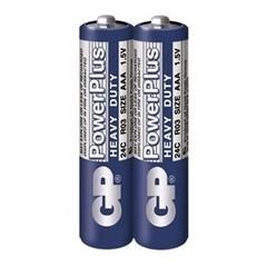 Батарейки GP 24C-S2 Power Plus R03, AAA, трей