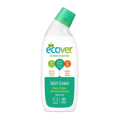 Ecover Classic Средство для чистки сантехники с Сосновым ароматом, 750 мл