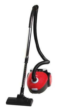 Пылесос Starwind SCB1110 1800Вт черный/красный