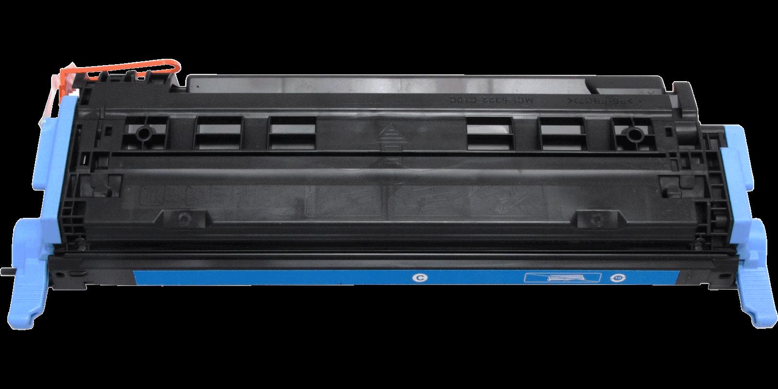 MAK №124A Q6001A CARTRIDGE-307/707/107, голубой (cyan), для HP