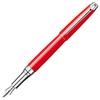 Carandache Leman - Scarlet Red Lacquer SP, перьевая ручка, F