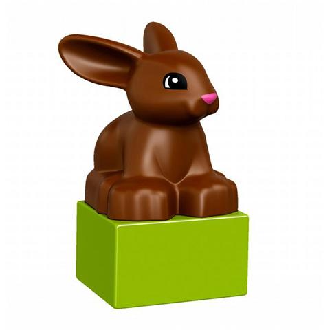 LEGO Duplo: Домашние животные 10838 — Pets — Лего Дупло