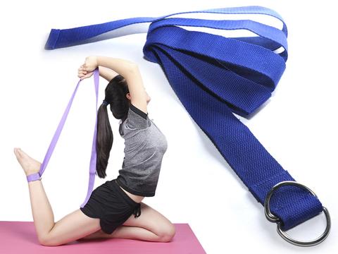 Ремень для йоги: YJ-38183