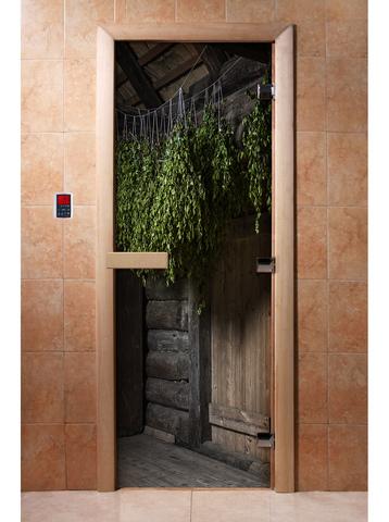 Дверь с фотопечатью А002