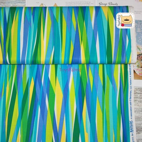 Ткань для пэчворка 20936 (свежесть) 45х55см