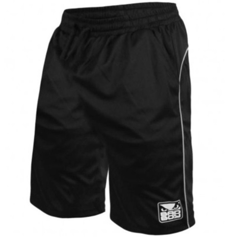 Шорты Bad Boy Champion Shorts Black/Grey